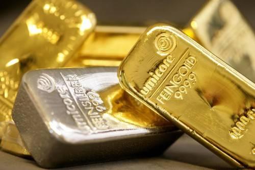Стоимость серебра и золота на мировом рынке