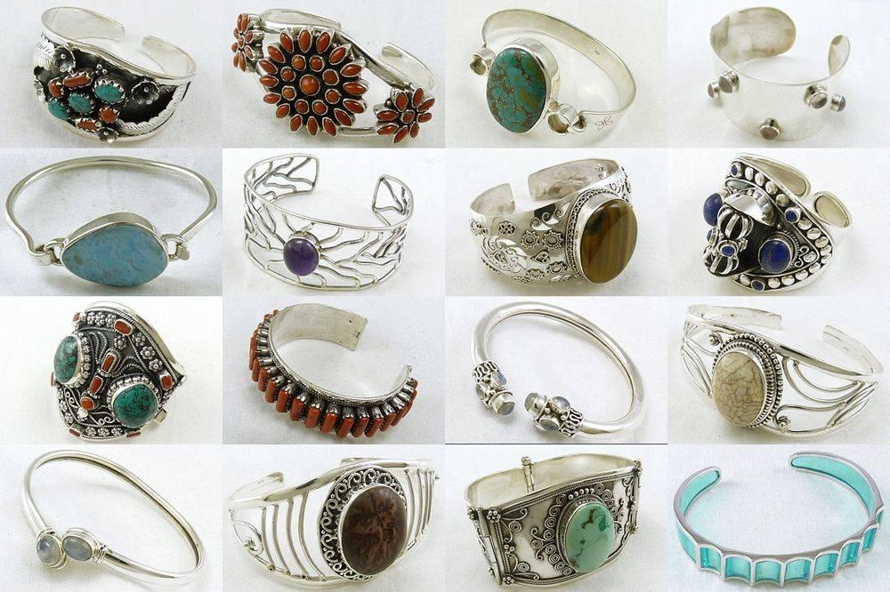 Разнообразные украшения ручной работы