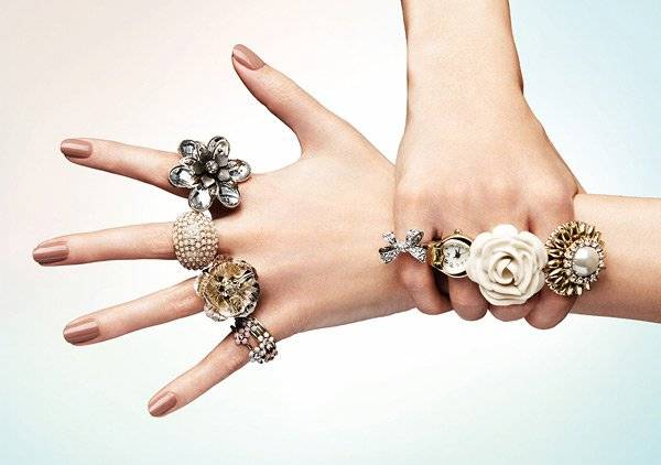 Женщины любят кольца