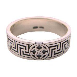 Славянское кольцо-оберег