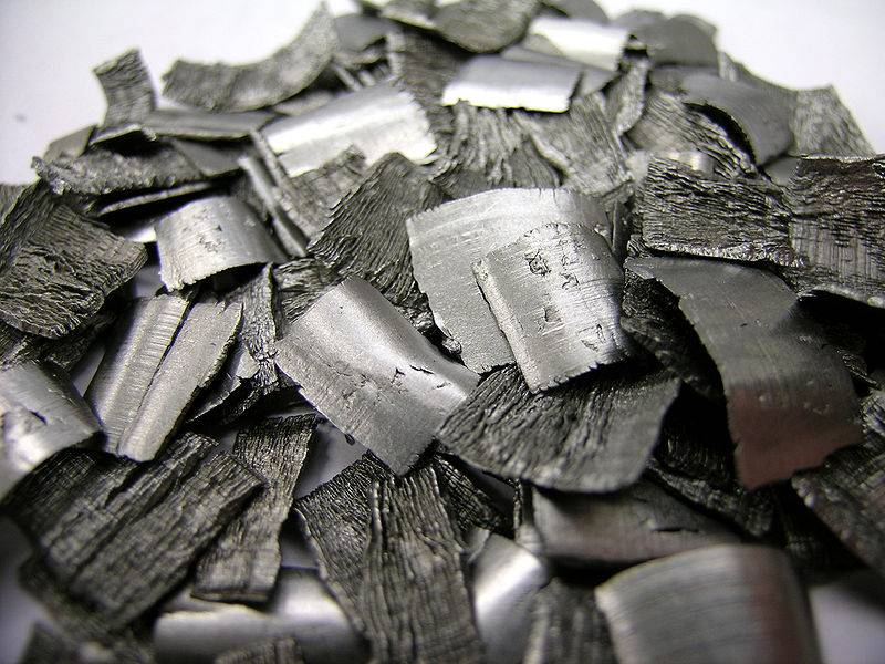 Лом серебра для сдачи