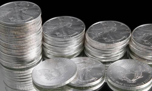 Покупка серебряных монет поможет приумножить капитал