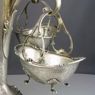 Серебряные оригинальные предметы быта