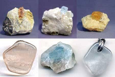 Камень может быть разного цвета
