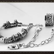 Элегантные серебряные украшения