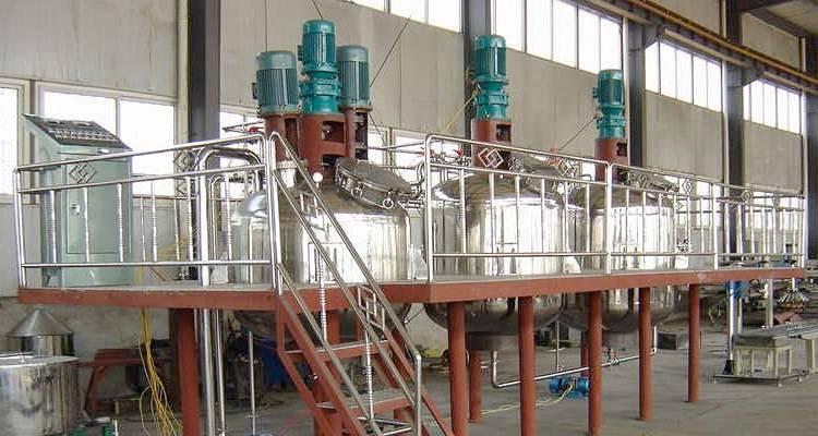 Специальные установки для химического способа извлечения серебра