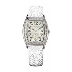 Серебряные часы от производителя ника