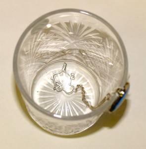 Ионизатор для воды из серебра