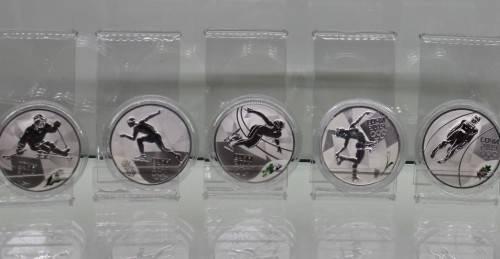 Serebryanye monety sberbanka
