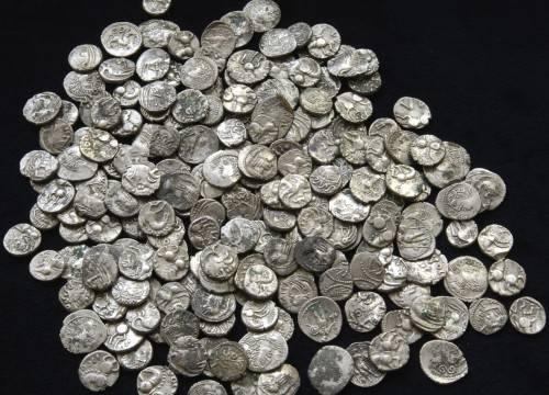 Serebryanye monety