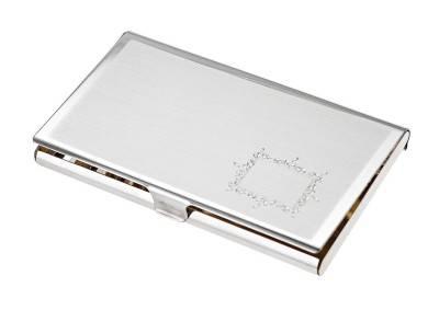 Выбираем серебряный портсигар