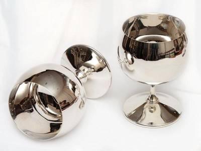 Ухаживаем самостоятельно за серебряной посудой
