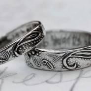 Чернота на серебряных кольцах