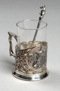 Оригинальное приспособление для горячих напиток