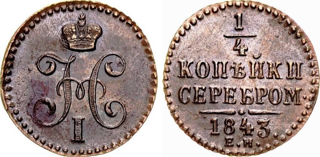 Вид монеты спереди и сзади