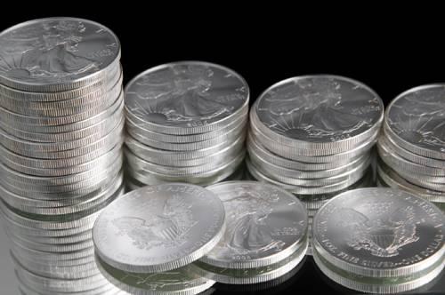 Монеты из серебра можно купить в любом отделении банка