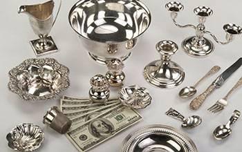 Серебро является отличным денежным вложением