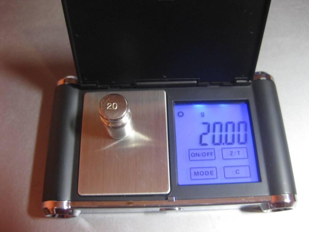 Компактные весы для домашнего пользования