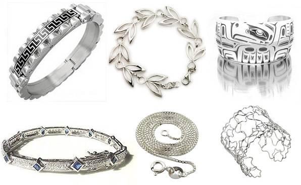 Многообразие форм браслетов